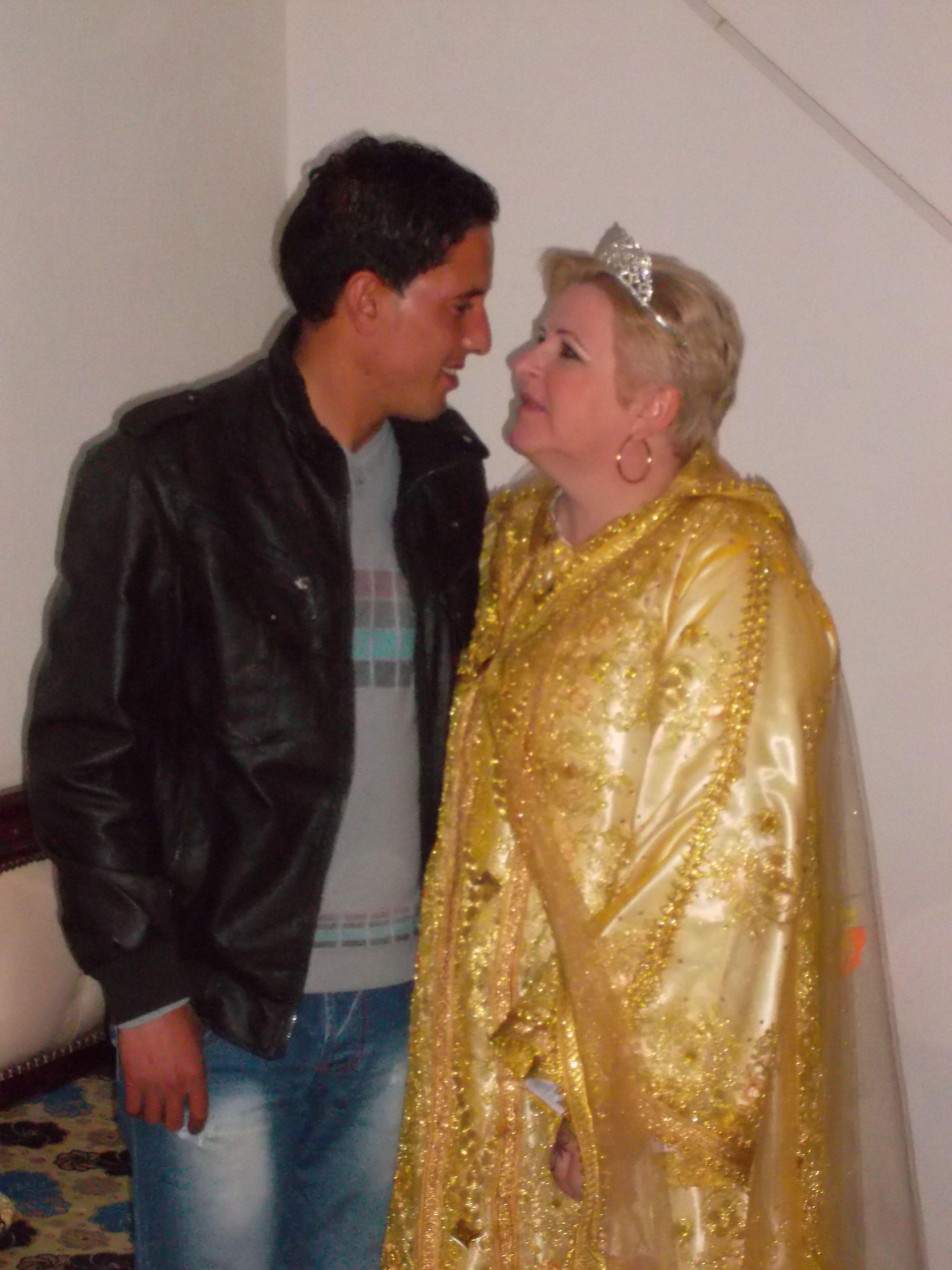 Pin Robe Tunisienne Kesswa Outya Creation Et Location De Robes Mariee ...